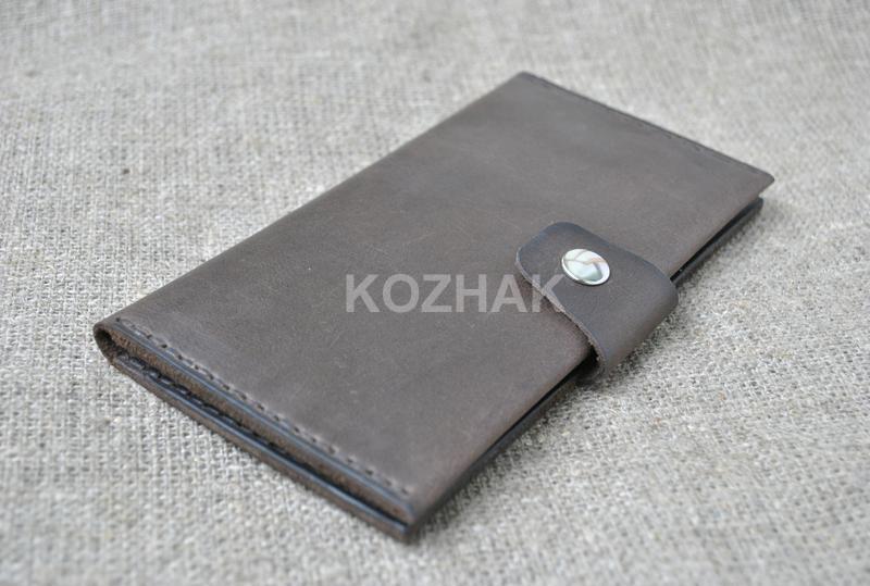Оригинальный кошелек из натуральной кожи