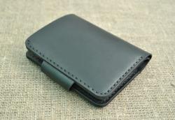 Небольшой и стильный кошелек из натуральной кожи