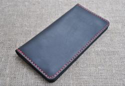 Модный портмоне ручной работы из натуральной кожи