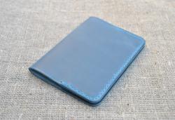 Красивая обложка для паспорта из кожи