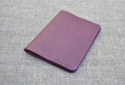 Модная обложка для паспорта ручной работы