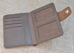Холдер-портмоне для водителя ручной работы