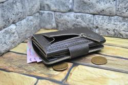 Стильный кошелек из натуральной кожи