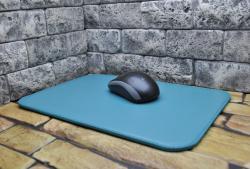 Коврик из натуральной кожи для компьютерной мыши