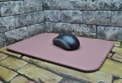 Кожаный коврик для компьютерной мыши