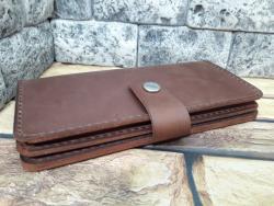 Оригинальный чехол для смартфона из натуральной кожи